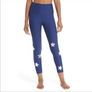 Onzie High Rise Star Leggings Small/Medium